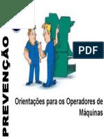 Painel operadores