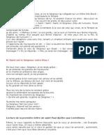 Lectures 10 Fevrier 2013