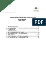 Prog Ital Nivel Basico 14-15
