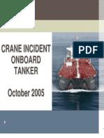 Crane Incident Presentation Final