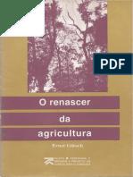 O Renascer Da Agricultura