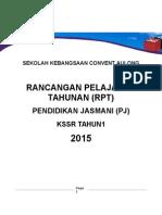 RPT (PJ) THN 1 - 2015