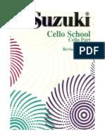 Suzuki Cello School Vol 1