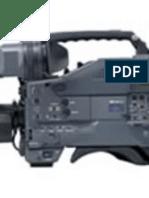 Sony HDW 750 Manual