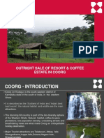 Coorg Resort For Sale