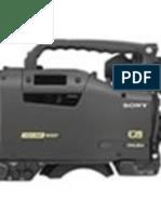 Sony HDW F900R Manual