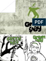 Digital Booklet - The Green Day Collection