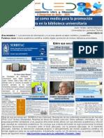 El Boletín Digital Como Medio Para La Promoción de La Lectura en La Biblioteca Universitaria
