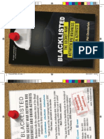 Blacklisted Book Postcard