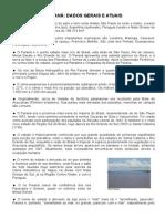 Paraná - Dados Historicos e Geograficos