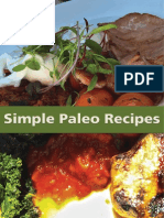 10 Simple Paleo Recipes