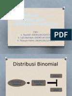 PPT Distribusi Binomial Dan Poisson
