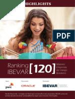 Ibevar, Ranking 2014