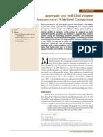 Uteau Et Al. - 2013 - Aggregate and Soil Clod Volume Measurement a Meth