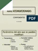 Aire Acondicionado Componentes