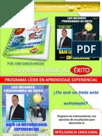 Escuela Líder en Aprendizaje Experiencial Enero 06 (2015)