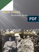 Dead Stars (powerpoint)