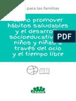 Guia Habitos Saludables Ocio CEAPA