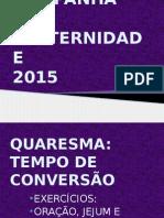 CF 2015 - Ir. Ana Maria - EACRE 2015 - .pptx