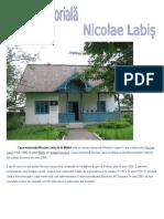 Casa Memorială Nicolae Labiș de La Mălini