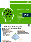 IT Governance Overview UCISA 11 09 2008 Ppt