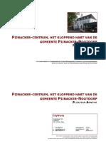 Plan van aanpak Ackershof Pijnacker