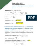 TP - N3 - Aplicaciones de Las Derivadas 2011 - Resolucion