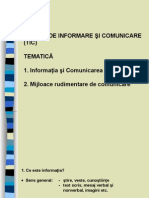 CURS Info&Comunicare