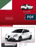 Alfa Romeo Giulietta Lineaccessori