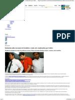 Indonésia Adia Execução de Brasileiro e Mais Sete Condenados Por Tráfico
