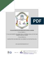 Titulos Propios Universidad de Cadiz Top y Otp