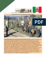 01-15 Format Bersaglieri....New Recruit Info