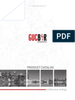Gucbir Genset-Generator Catalog