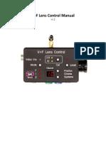 Preston V+F manual