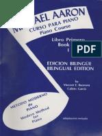 Método moderno de Piano