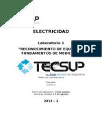 Electricidad Informe