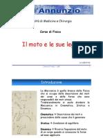 4. Il Moto e Le Sue Leggi_2012