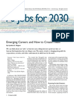 70 Jobs for future