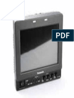Panasonic BT LH80WE Manual