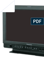 Panasonic BT LH1700WE Manual