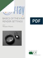 V Ray- Basics Of The Rendering Settings.pdf