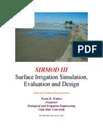 Sirmod III Manual