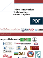Nurition Innovation Labs