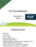 NC - Kista Bartholini