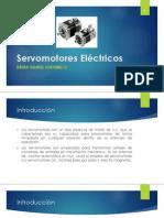 Servomotores Eléctricos BJ