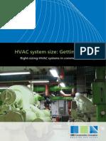 HVAC System Size