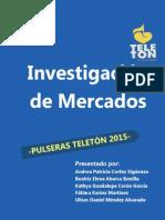 Ejemplo real de Inestigacion de Mercados (FUNTER)