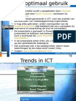 Trends in IT / ICT