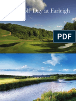 Farleigh Fox Golf Details 2015
