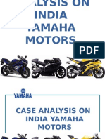 CASE ANALYSIS ON INDIA YAMAHA MOTORS.pptx